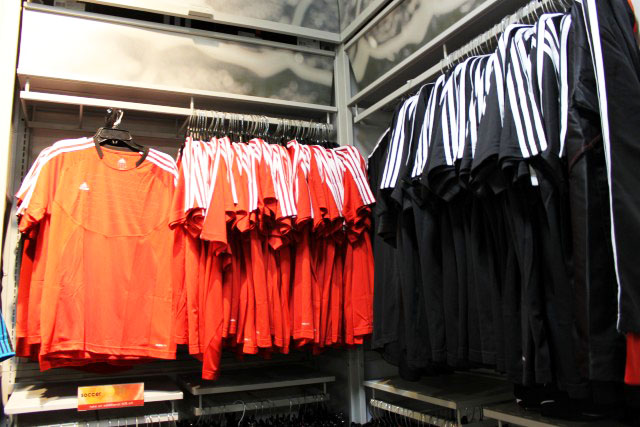 13d6774443 Adidas Outlet  Roupas esportivas bonitas e de qualidade nos Estados ...