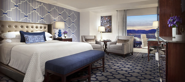 Falando de Viagem Upgrade de quarto nos hotéis de Las  ~ Surpresa Em Quarto De Hotel