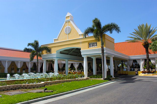 Marriott beach resort & emerald casino curacao resort