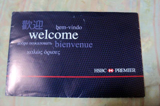 HSBC Premier • Falando de Viagem