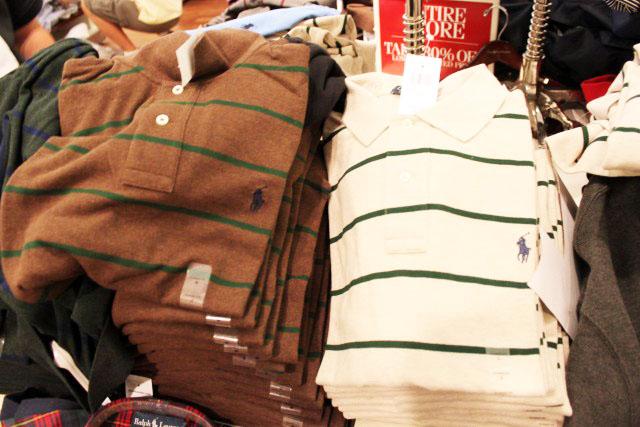 5f6db150fa Polo Ralph Lauren Outlet Orlando • Falando de Viagem