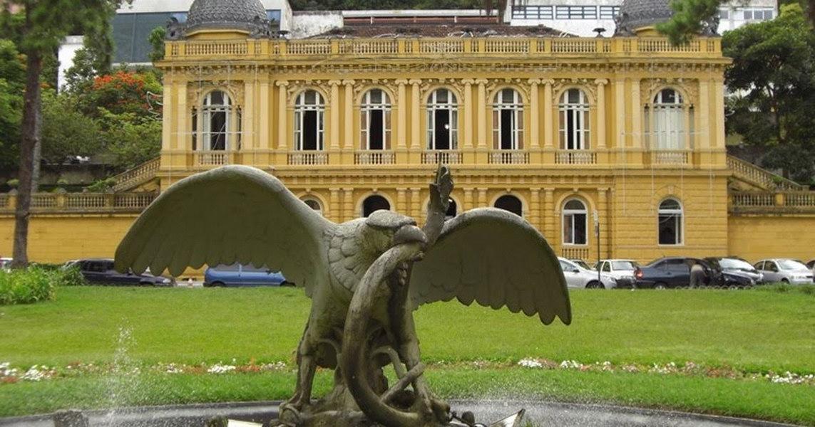 Palácio Amarelo - Petrópolis