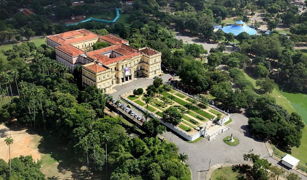 Palácio da Quinta da Boa Vista