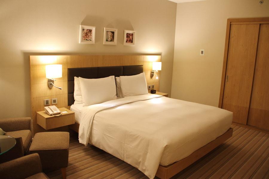 Foto do quarto Hilton Garden Inn Dubai
