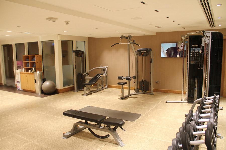 Academia Hilton Garden Inn Dubai