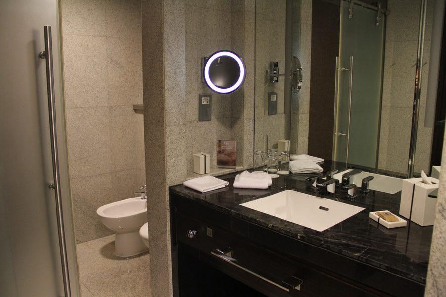 Banheiro Shangri-La Dubai