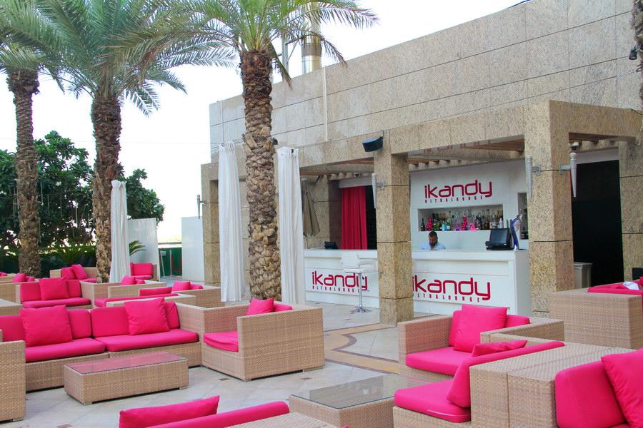 Lounge Ikandy no Shangri-La Dubai