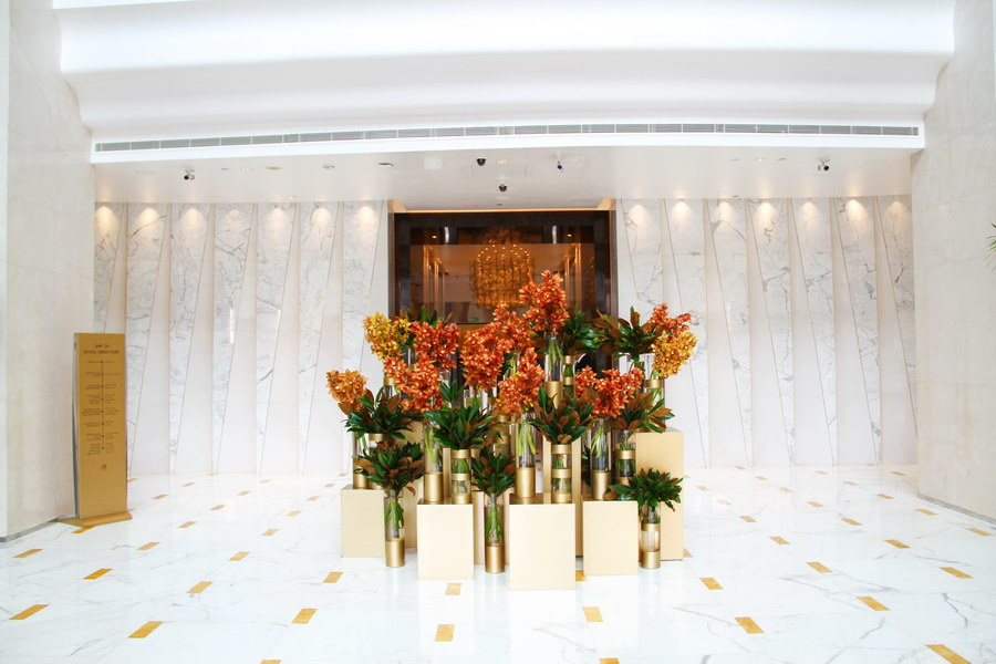 Lobby Shangri-La Dubai