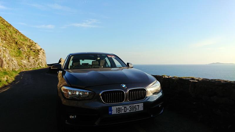 A Sixt Rent a Car tem a maior frota de BMW para aluguel do mundo.
