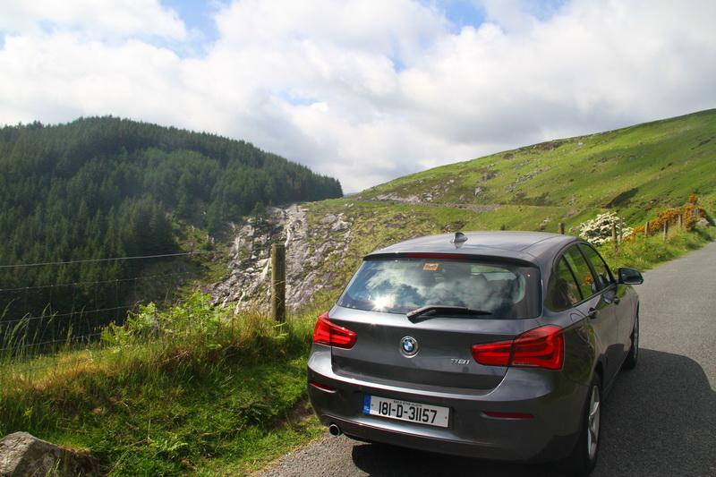 Na Irlanda, fuja das rodovias, e se apaixone pelo interior!