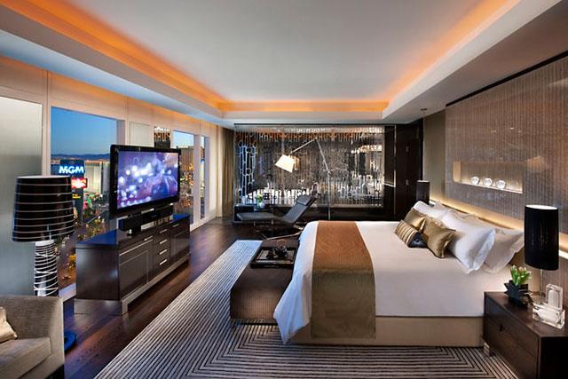 Hoteis em Las Vegas Fotos Hotéis de Luxo em Las Vegas