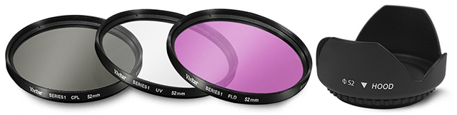 24de9bd2b Ainda temos o diâmetro da lente, que é identificado na imagem anterior em  Ø72mm. Com essa informação você pode, por exemplo, saber qual o filtro, ...