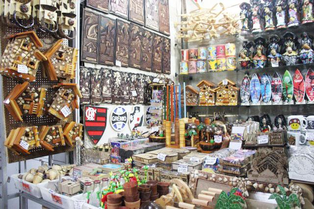 Qual O Tipo De Artesanato Que Mais Vende ~ Falando de Viagem Feirinha de Artesanato da Pajuçara em Maceió