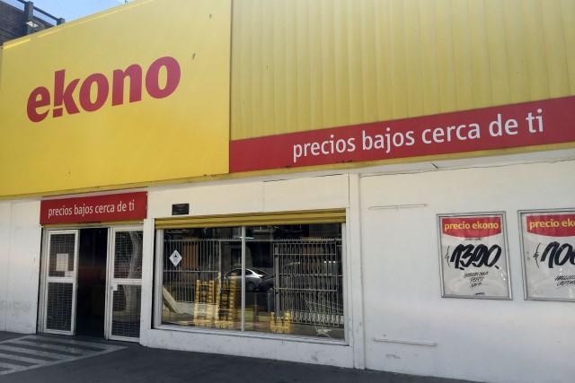 081eefca5e9fa Supermercado em Santiago do Chile  ekono • Falando de Viagem