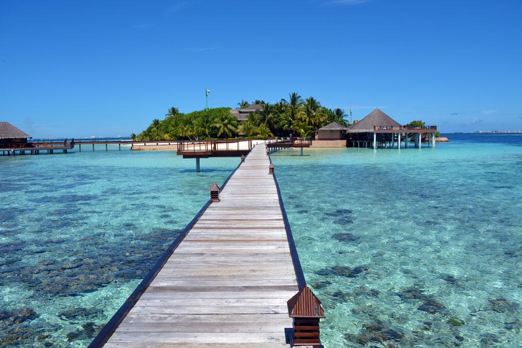 Indica o de hotel nas maldivas falando de viagem for El mejor hotel de islas maldivas