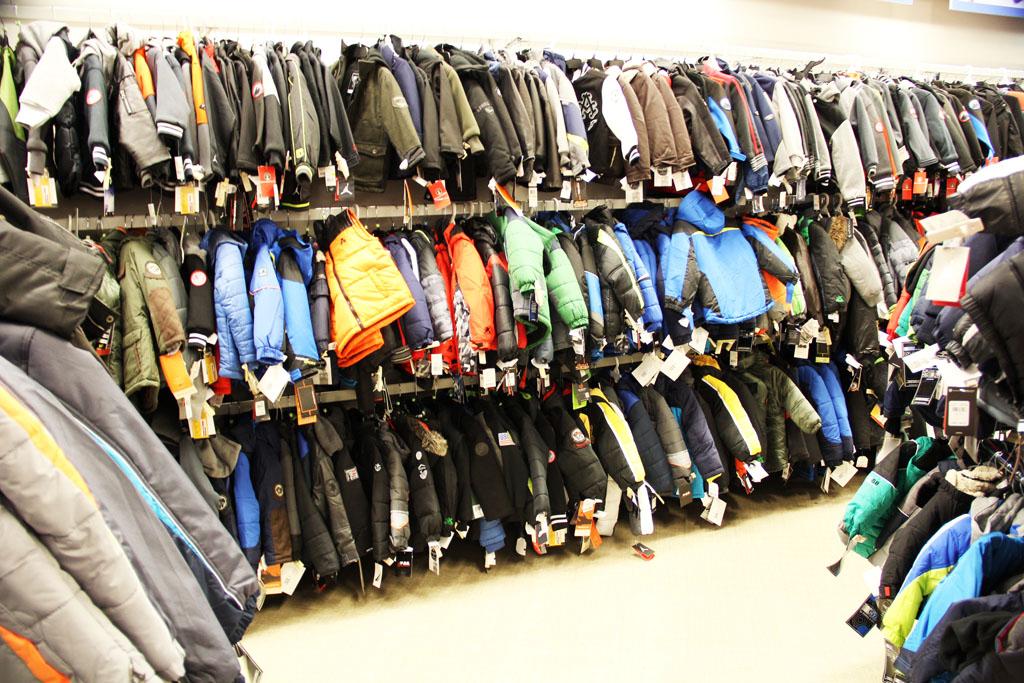 0e3ae26188 Onde comprar casacos baratos nos Estados Unidos? • Falando de Viagem