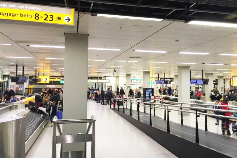 chegadas ao aeroporto de lisboa
