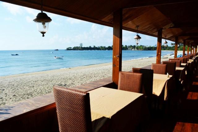 Coco Reef Tobago Restaurant Menu