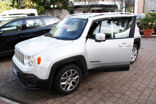 Jeep Renegade Sport Falando De Viagem