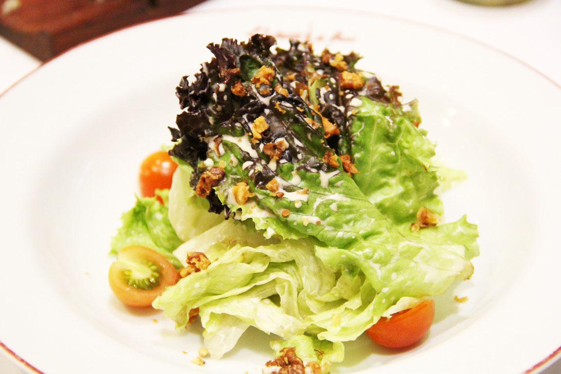 L 39 entrec te de paris experimente o segredo da gastronomia for Comida francesa df