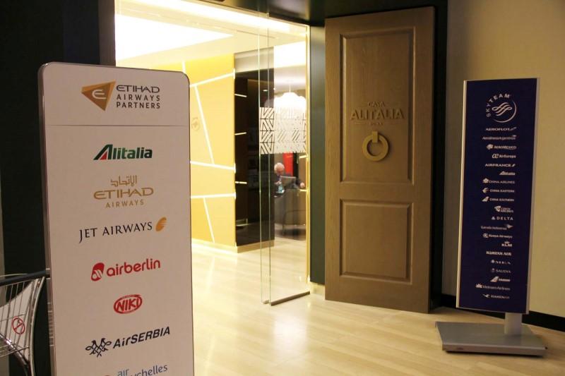 Sala vip casa alitalia aeroporto de roma it lia for Case vip roma