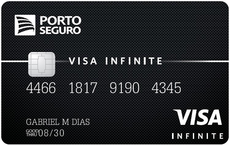 Todos os cartões da Porto Seguro oferecem os benefícios.