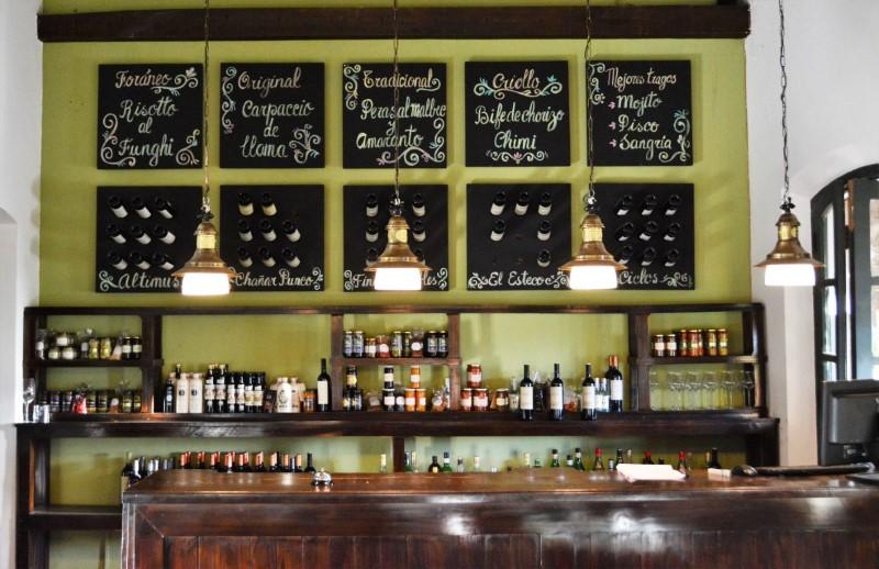 Restaurante Patios de Cafayate.