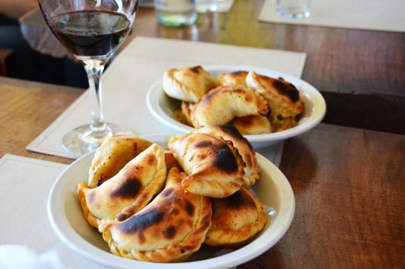 Empanadas do Oliver.
