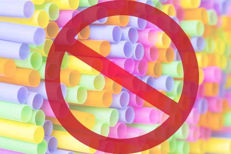 O canudo de plástico deixou de ser politicamente correto.