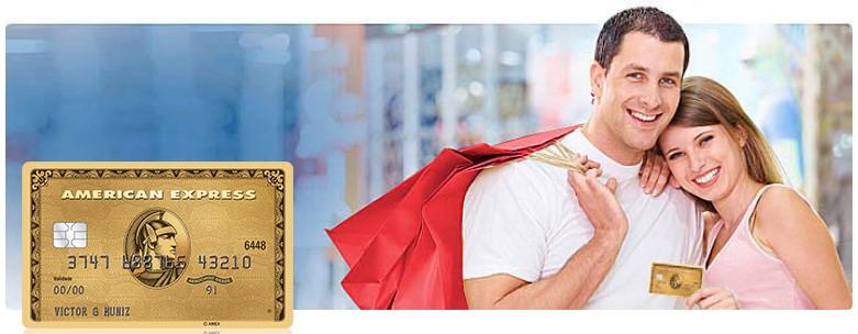 O American Express Gold Card é um cartão de crédito bom do Amex.