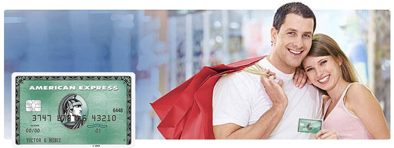 O American Express Green Card é um cartão de crédito intermediário do Amex.