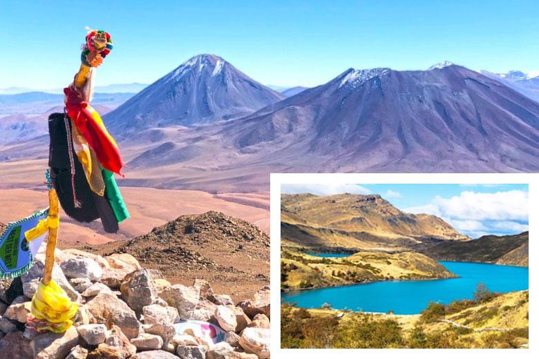 Atacama ou Patagônia? Decisão difícil.