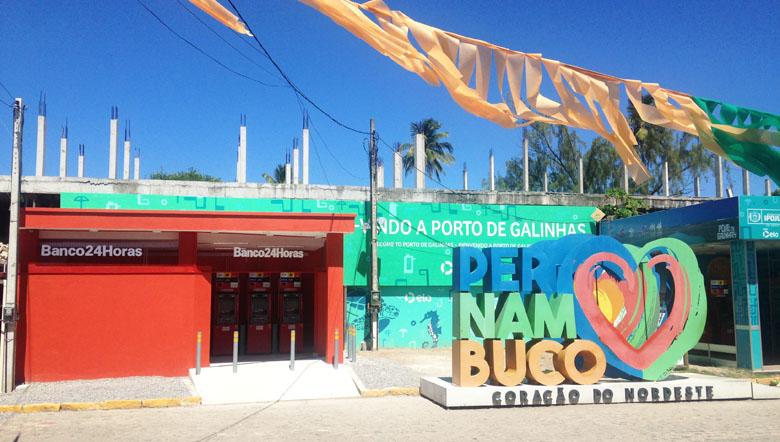 59089d73b Banco24Horas inaugura loja conceito em Porto de Galinhas • Falando ...
