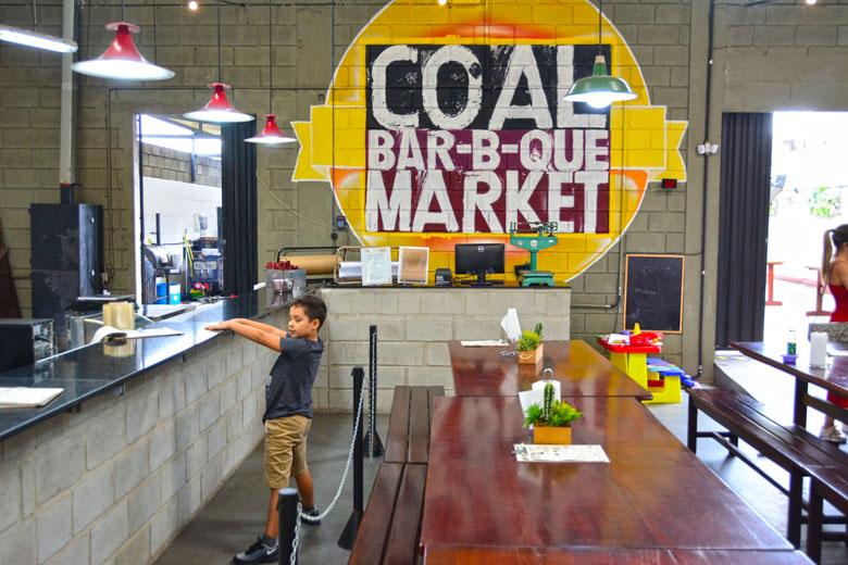 COAL BBQ Market.