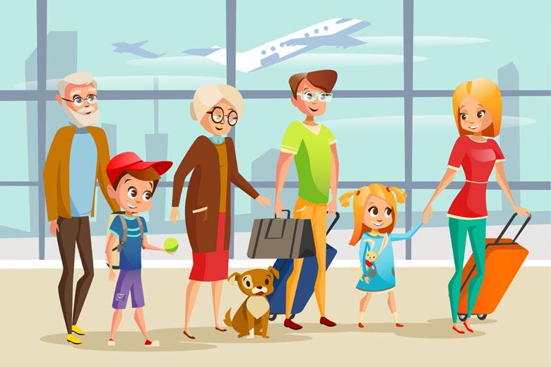 Antes de comprar a passagem aérea você deve verificar todas as exigências.