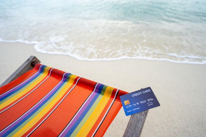 Ter um bom cartão de crédito é essencial.