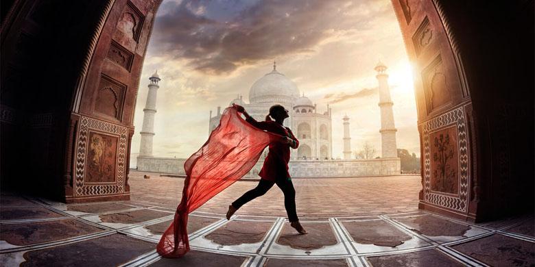 A Índia é uma das mais incríveis viagens que você pode realizar.