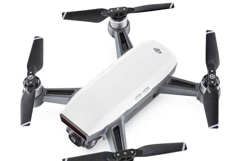 O mercado de drone está em alta.