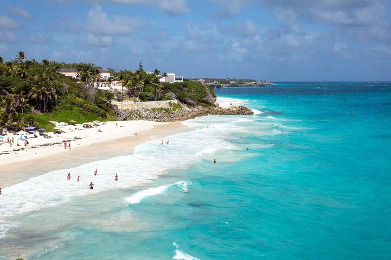 As praias são o maior atrativo da ilha caribenha.