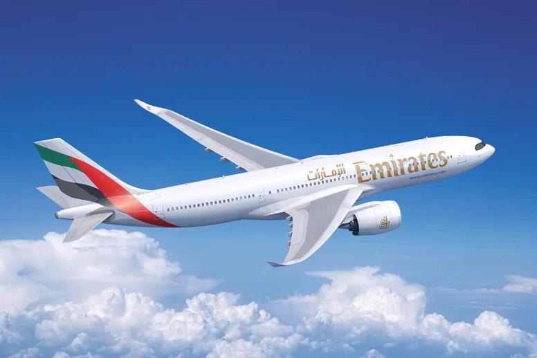 A invejável frota Emirates ganhará ainda mais membros.