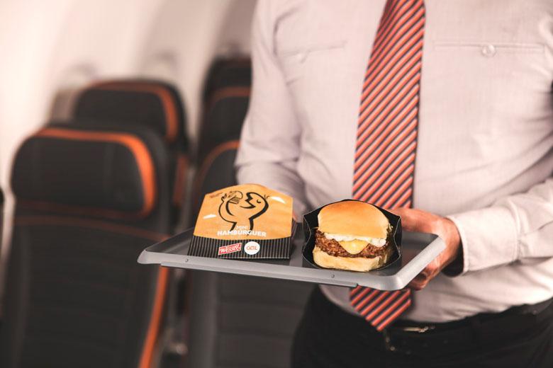 O mini-hambúrguer de picanha com queijo prato promete fazer sucesso