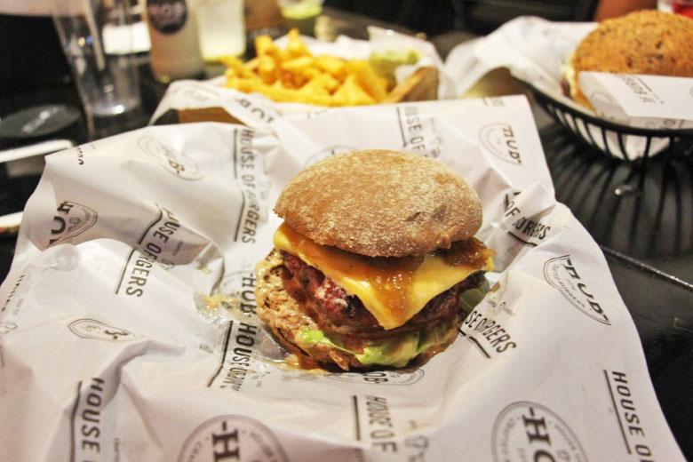 Clássico burger.