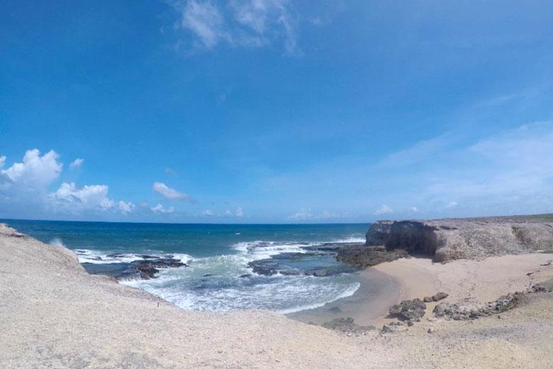 Os belos visuais de Barbados.