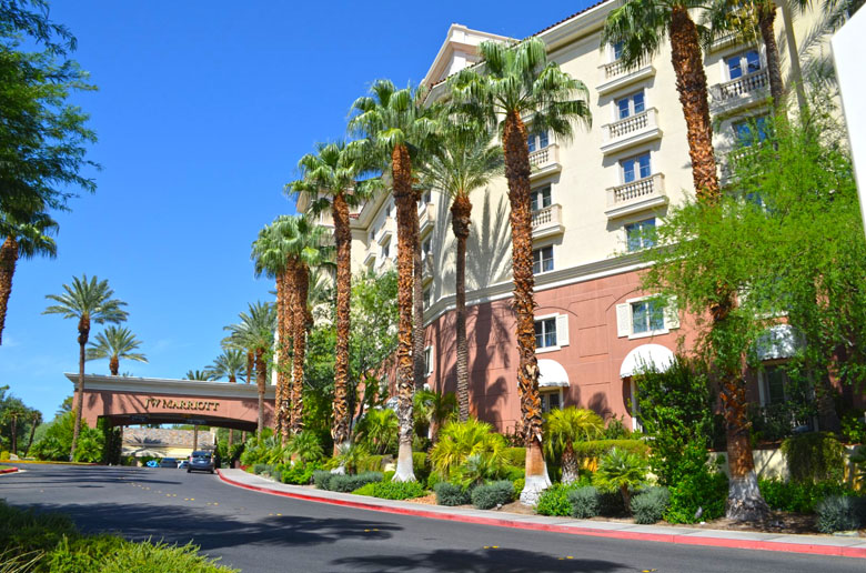 O JW Marriott Las Vegas é uma excelente opção em Las Vegas.