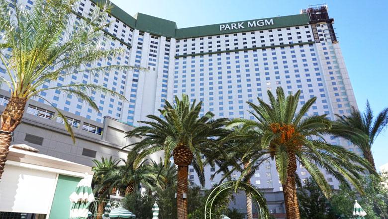O Park MGM está entre os melhores hotéis da Las Vegas.