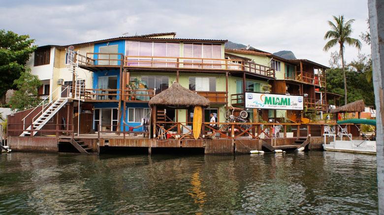 O refúgio urbano da Ilha da Gigóia é um passeio perfeito para casais. FOTO: Blog Travel Experiences.