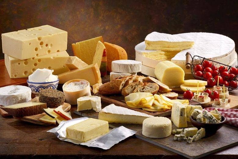 A definição de queijos e vinhos foi atualizada com sucesso.