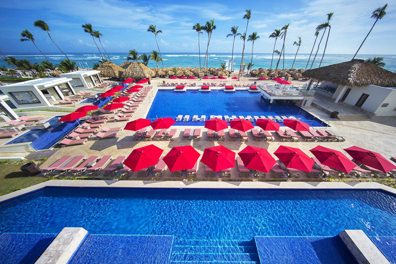 Royalton Bavaro Resort & Spa, em Punta Cana.