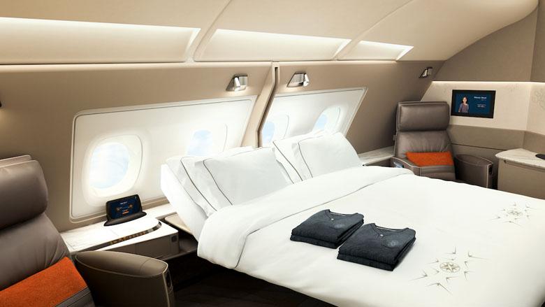 Voar em Primeira Classe será sempre um privilégio, mas a Singapore Airlines eleva a experiência para outro nível.