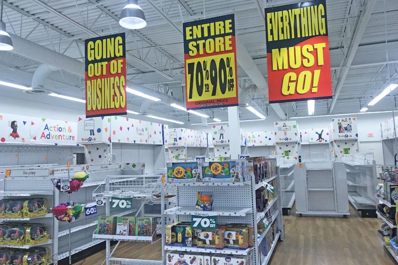 0964e128f Toys R Us de Orlando continua aberta e oferece descontos de 30% a 50 ...